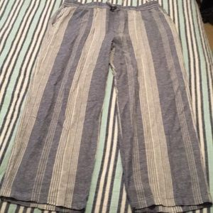 NWT loose fitting pants